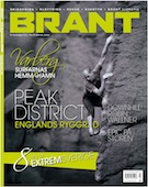 Brant Magazine, front cover + feature images