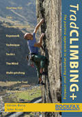 Front cover of TradCLIMBING+