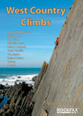 West Country Climbs front cover